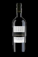 Collezione Cinquanta +2 Vino rosso dItalia - 0,75l