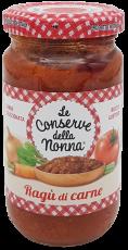 Ragu di Carne von Le Conserve della Nonna - 190g