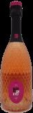 Flavé Rosato Spumante Brut Millesimato von Bepin de Eto DOCG - 0,75l