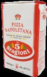 Farina Pizza Napoletana von 5 Stagioni - 1000gr