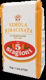 Semola Rimacinata von 5 Stagioni - 1000gr