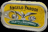 Filetti di Sgombro in Olio dOliva von Angelo Parodi - 125g