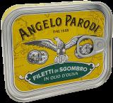 Filetti di Sgombro in Olio dOliva von Angelo Parodi - 230g