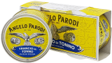 Trancio di Tonno in Olio dOliva von Angelo Parodi - 90g