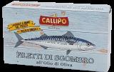 Filetti di Sgombro allOlio di Oliva von Callipo - 125g